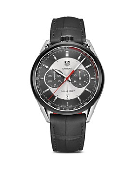 TAG Heuer - CARRERA Calibre 1887 Automatic Chronograph Watch, 45mm