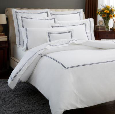 Grande Hotel Standard Pillowcase, Pair