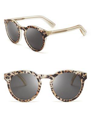 Illesteva Leonard Ii Sunglasses, 50mm