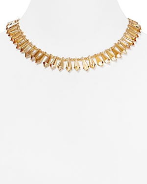 Carolee Beaded Collar Necklace, 17