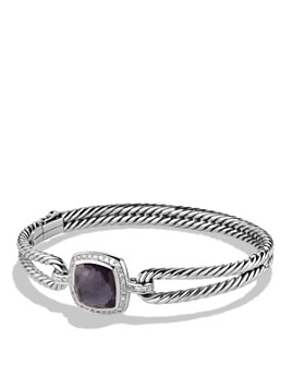 David Yurman - Albion Bracelet with Gemstones & Diamonds