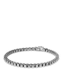 a14b5e65b5f7d David Yurman Medium Box Chain Bracelet