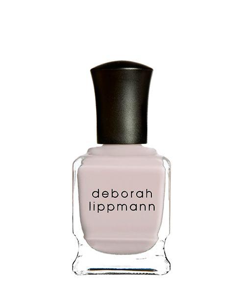Deborah Lippmann - Sheer Nail Polish