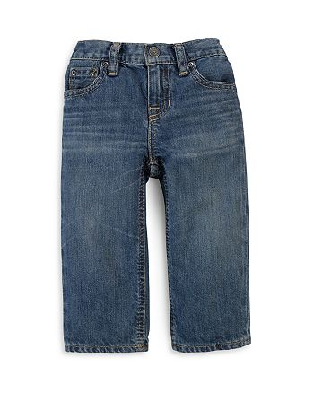 Ralph Lauren - Boys' Slim Fit Jeans - Baby