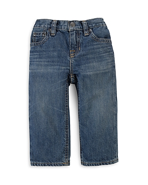 Ralph Lauren Childrenswear Boys' Slim Fit Jeans - Baby