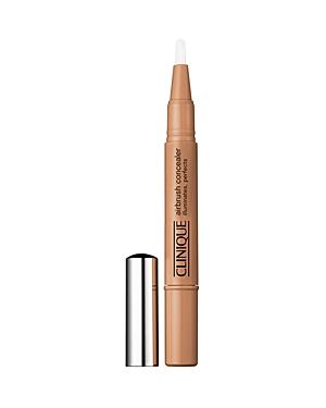 What It Is: A concealer that instantly helps soften the look of fine lines and wrinkles. What It Does: Light-diffusing optics brighten shadows. Creamy, light formula flows through for smooth brush-on, precision application. - Ophthalmologist tested - Allergy tested Ingredients: Dimethicone, Water/Aqua/Eau, Isopentyldiol, Polymethylsilsesquioxane, Trisiloxane, Methyl Trimethicone, Pentaerythrityl Tetraethylhexanoate, Phenyl Trimethicone, Tribehenin, Peg-10 Dimethicone, Hydrogenated Polyisobutene,