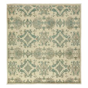 Oushak Collection Oriental Rug, 8' x 8'6
