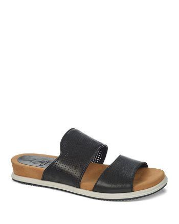 Naya - Flat Sandals - Korthay 2 Piece Slide