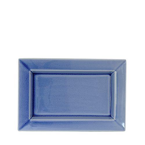 Jars - Tourron Blue Chardon Rectangular Dish