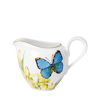 Villeroy & Boch - Amazonia Anmut Creamer – Bloomingdale's Exclusive