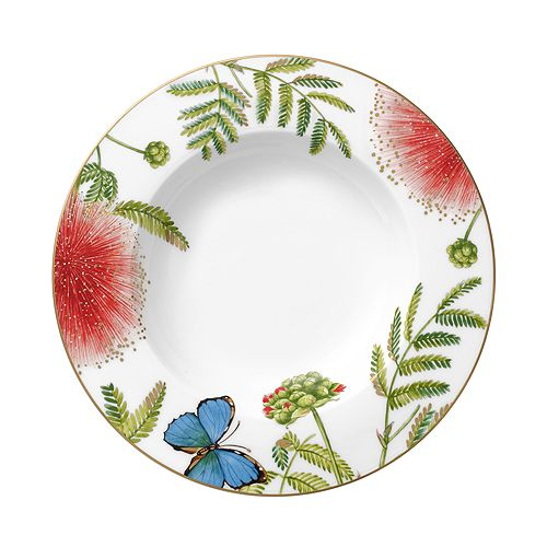 Villeroy & Boch - Amazonia Anmut Rimmed Soup Bowl – Bloomingdale's Exclusive