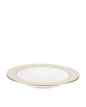 Marchesa by Lenox - Gilded Pearl Rimmed Soup Bowl