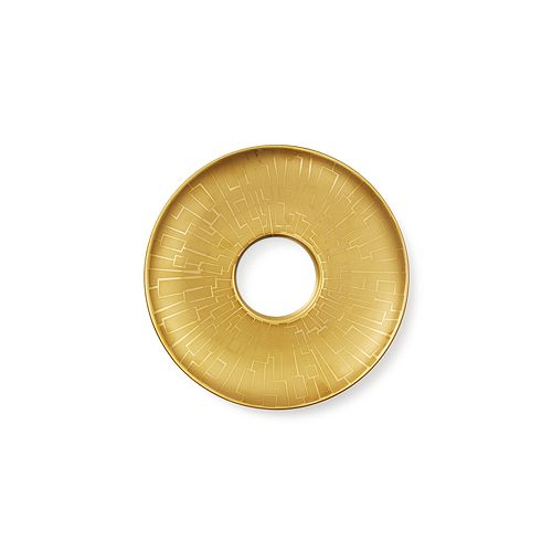 Rosenthal - Tac Gold Saucer - Bloomingdale's Exclusive