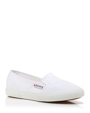 Superga - Women's A Line Slide Slip-On Sneakers