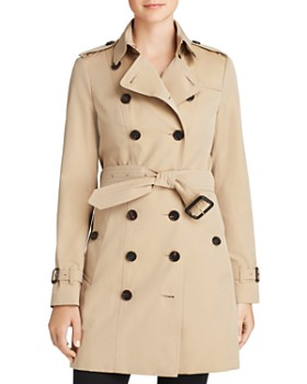 Burberry - Heritage Sandringham Mid-Length Trench Coat