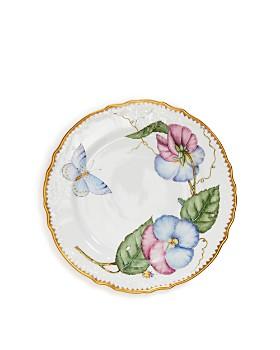 Anna Weatherley - Garden Delights Dessert Plate - Bloomingdale's Exclusive