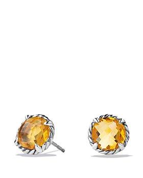 David Yurman - Châtelaine Gemstone Earrings