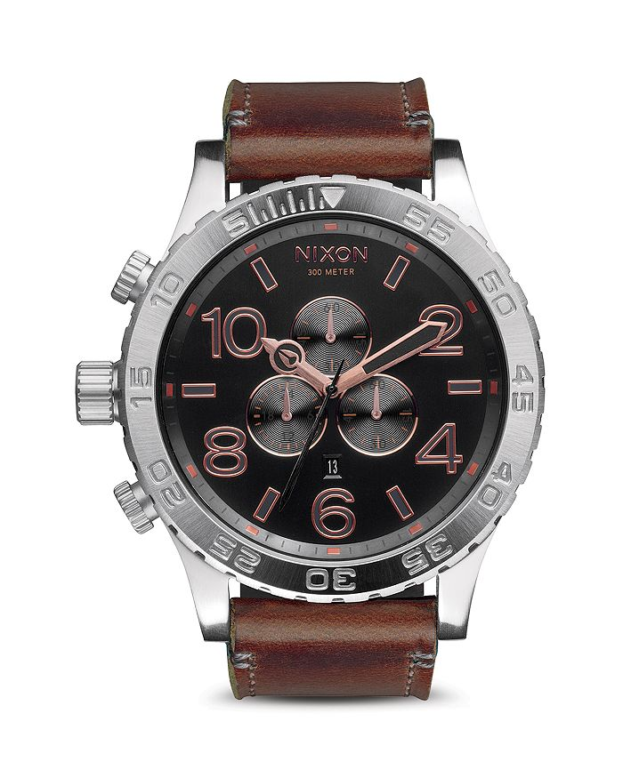 Nixon Watches The 51-30 Chronograph Watch, 51mm