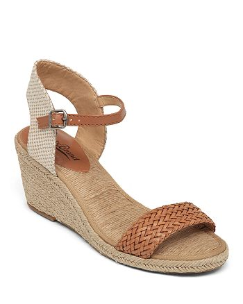 f6ceae7549d Lucky Brand Espadrille Wedge Sandals - Kavelli Woven | Bloomingdale's