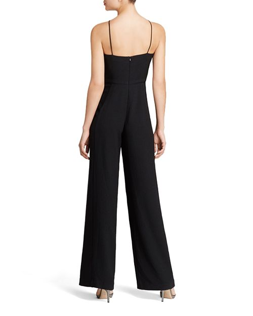 Black Halo Joaquin Wide-Leg Jumpsuit | Bloomingdale\'s