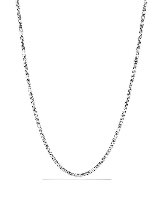 """David Yurman - Chain Necklace, 36"""""""