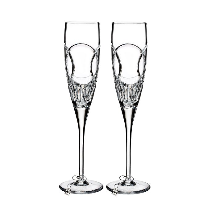 Waterford - Wedding Vows Flute, Set of 2