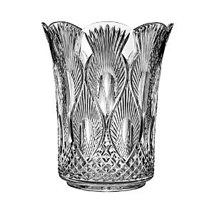 Waterford Peacock 12 Vase