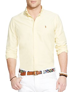 Polo Ralph Lauren - Oxford Button-Down Shirt - Classic Fit