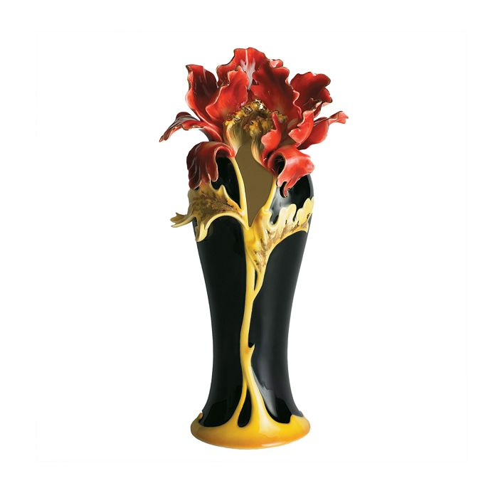 Franz Collection - Peony Flower Vase