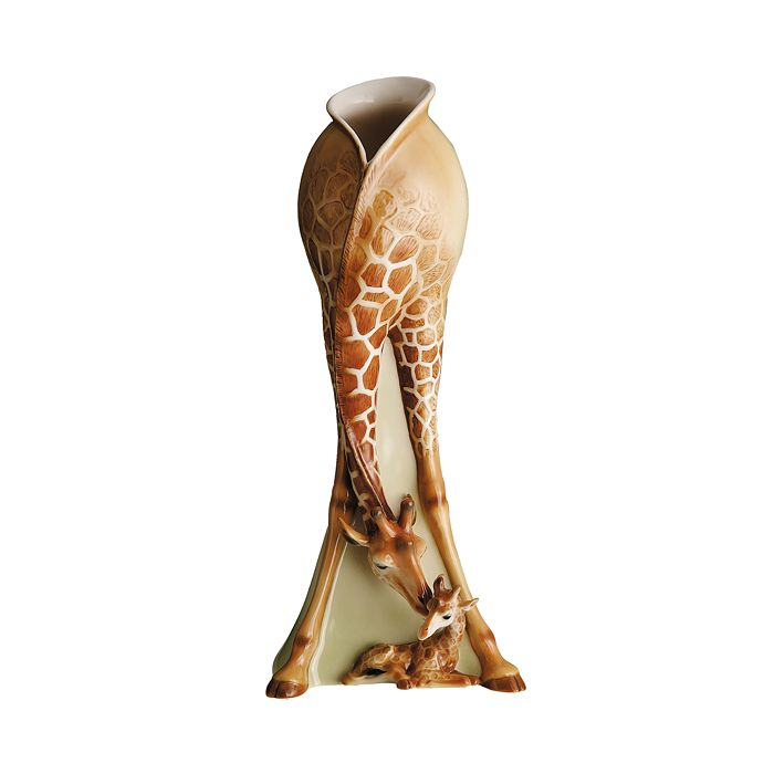Franz Collection - Giraffe Stand Vase, Limited Edition
