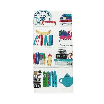 kate spade new york - Cookbook Kitchen Towel