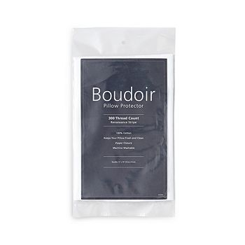 Bloomingdale's - Classic 300 Thread Count Boudoir Pillow Protector - 100% Exclusive