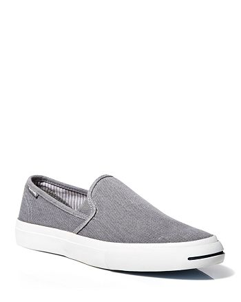 1c347a764730 Converse - Men s Jack Purcell Slip-On Sneakers