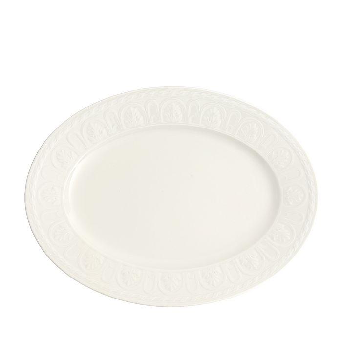 "Villeroy & Boch - Cellini 15.75"" Oval Platter"