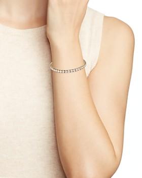 Crislu - Round-Cut Tennis Bracelet