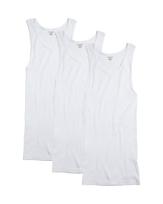 The Men's Store at Bloomingdale's - Tank, Pack of 3 - 100% Exclusive
