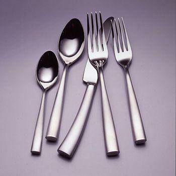 "Couzon - ""Silhouette Satin"" Table Fork"