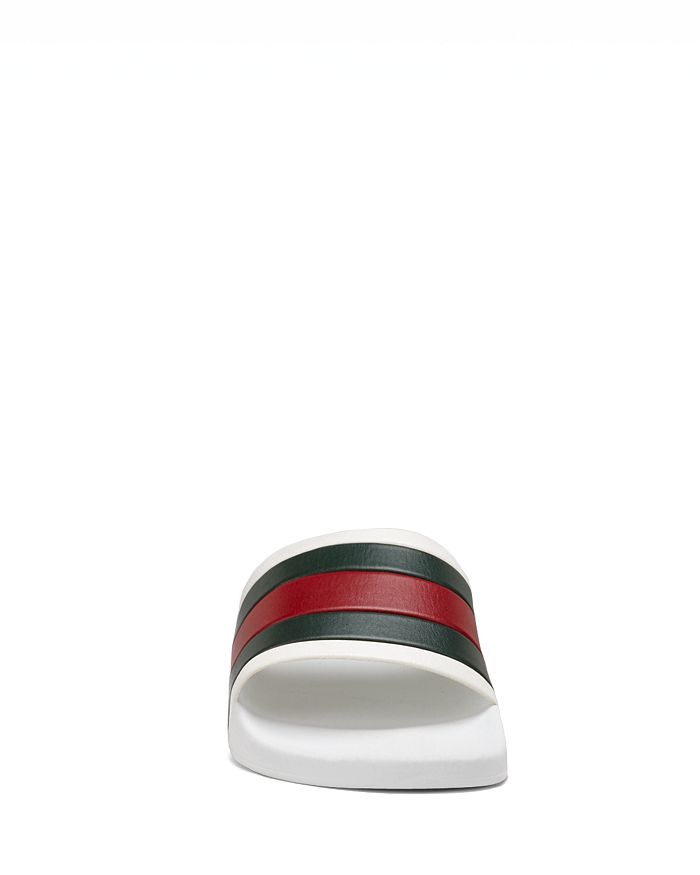 28819dee5 Gucci - Men s Rubber Slide Sandals