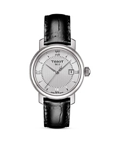 Tissot Bridgeport Women's Quartz Watch, 29mm - Bloomingdale's_0