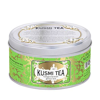 Kusmi Tea - Ginger-Lemon Green Tea