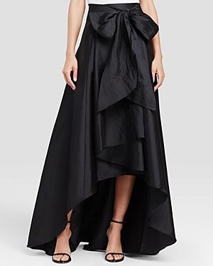 Adrianna Papell High/Low Ball Skirt