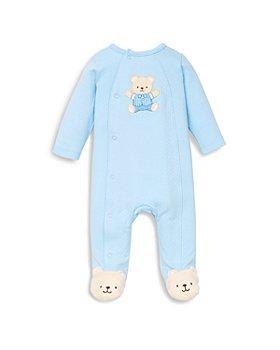 Little Me - Boys' Cute Bear Footie - Baby