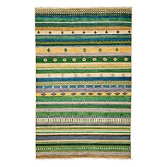"Bloomingdale's - Tribal Collection Oriental Rug, 4'2"" x 6'2"""