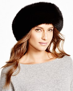 Maximilian Furs - Fox Fur Headband