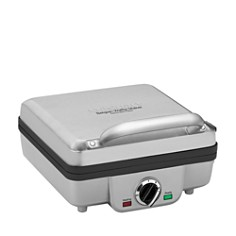 Cuisinart Belgian Waffle Maker with Pancake Plates - Bloomingdale's_0