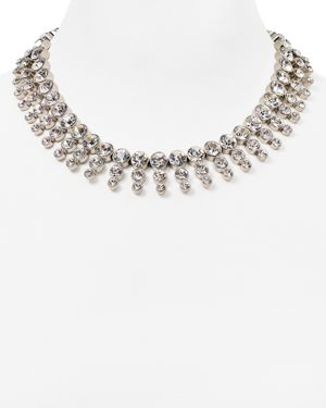 Carolee Statement Collar Necklace, 16