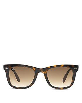 Ray-Ban - Unisex Folding Wayfarer Sunglasses, 50mm