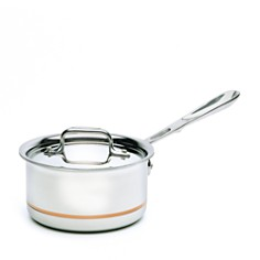 All-Clad - Copper Core 1.5 Quart Saucepan with Lid