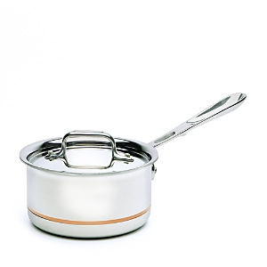 All Clad Copper Core 1.5 Quart Saucepan with Lid