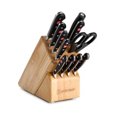 Wusthof Classic 12-Piece Block Set - Bloomingdale's Registry_0